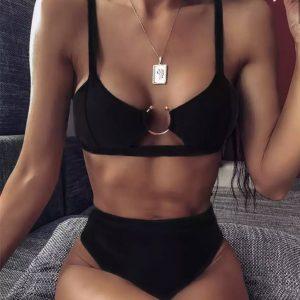 Bikini Samira negro